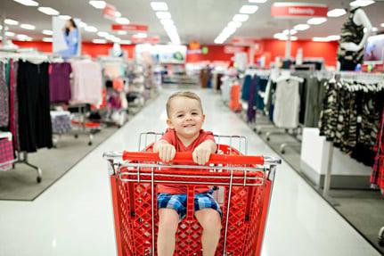shopping-target